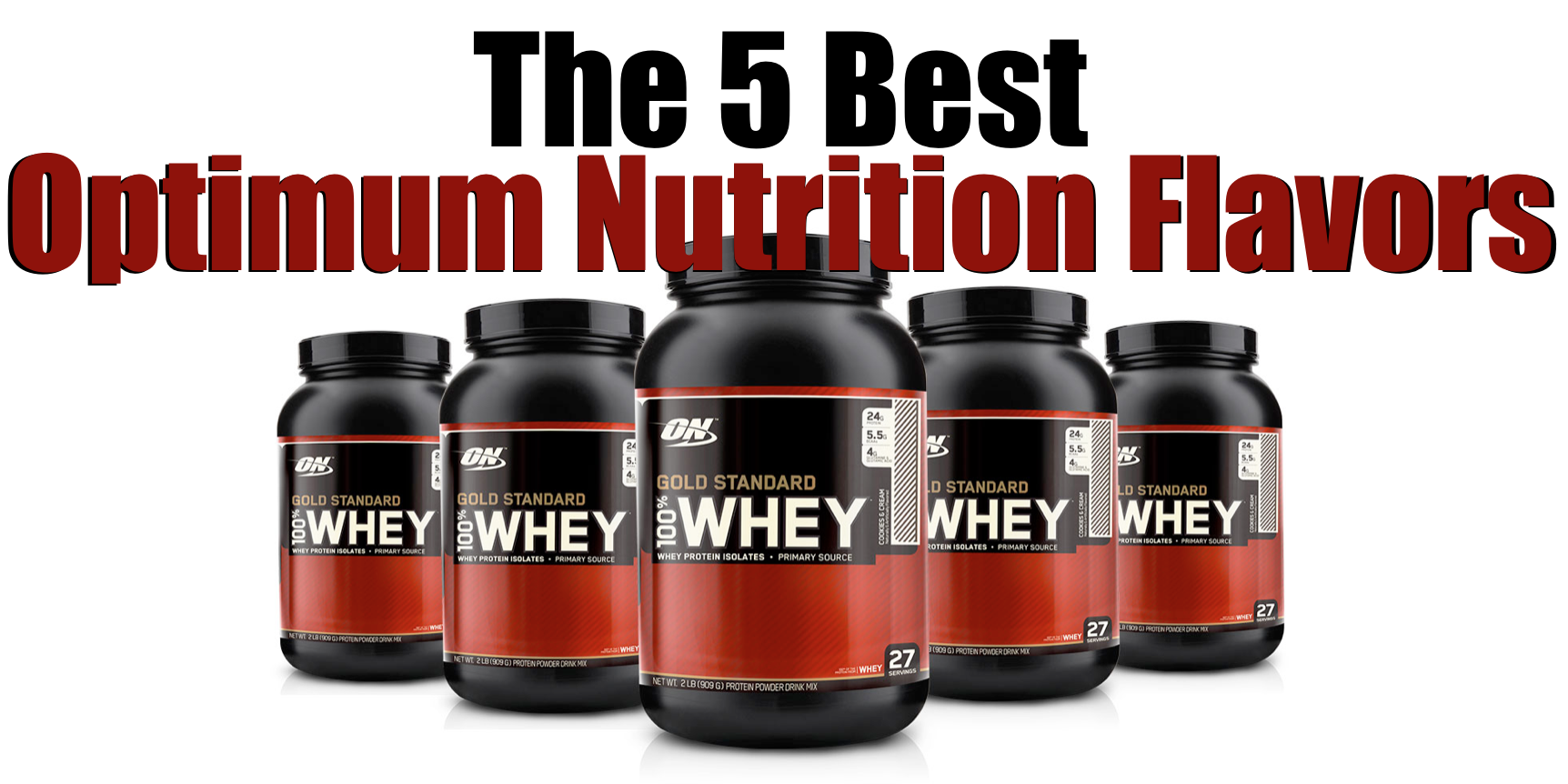 Best flavour optimum nutrition