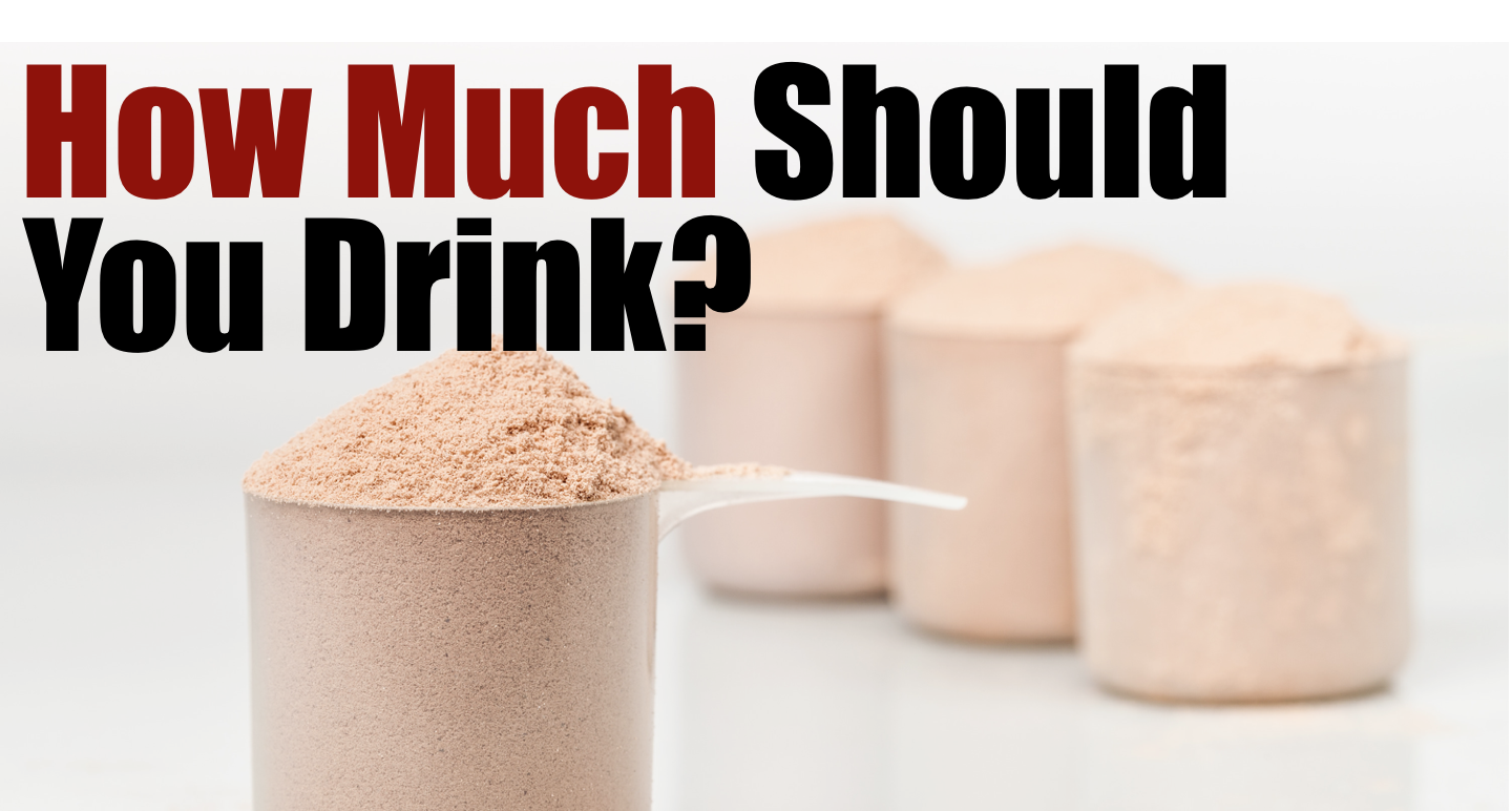 How to drink protein correctly 21